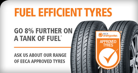 Fuel Efficient Tyres