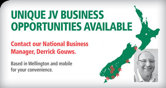 Unique JV business opportunities available