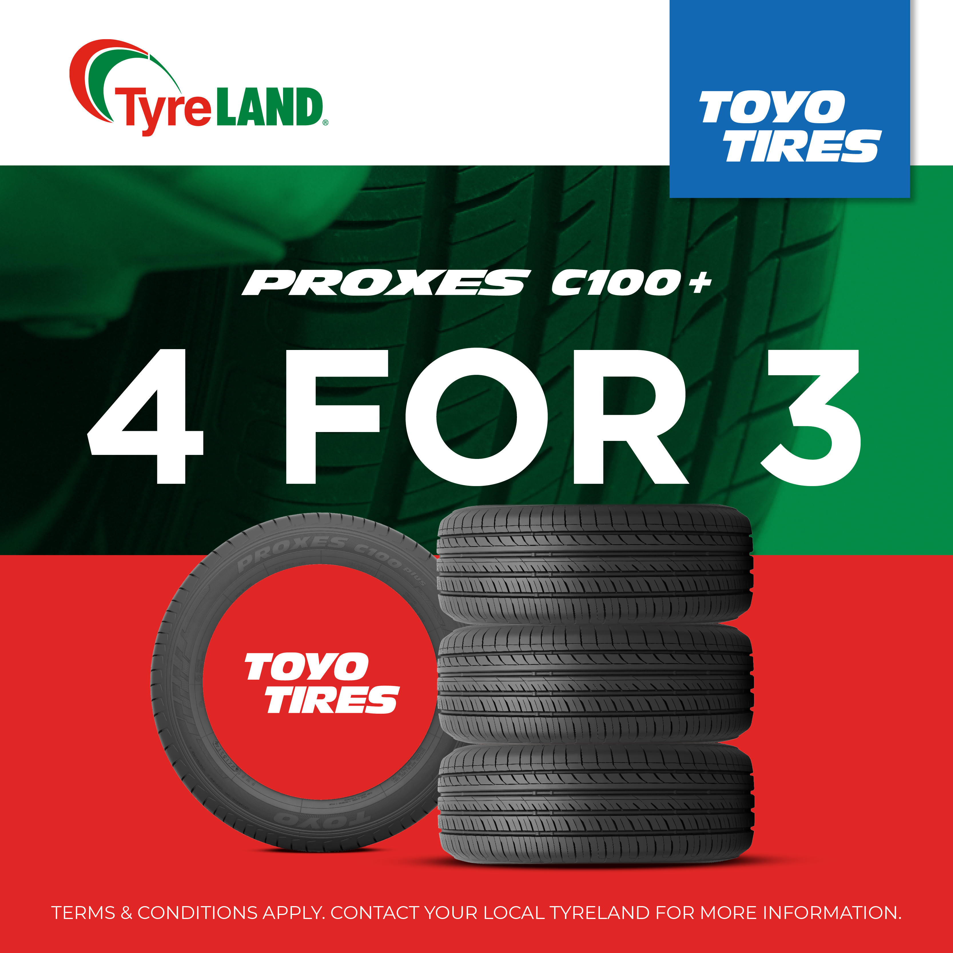 Toyo promotion - September