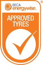 EECA Energywise Approved tyres